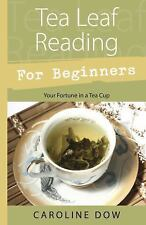 Tea Leaf Reading for Beginners Book ~ Wiccan Pagan Witchcraft Supply