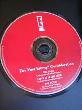 E! Entertainment DR 90210 & Love is in the Heir & The soup Reality TV Emmy DVD