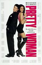 Pretty woman-film movie poster-julia roberts-richard gere