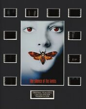 * Silence of the Lambs 35mm Film Display *