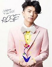 KPOP WOOYOUNG from 2PM ROSE Type A (CD + DVD + Booklet) Japan Release