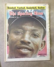 The Sporting News: Mickey Rivers TORRENT OF SPEED September 25, 1976