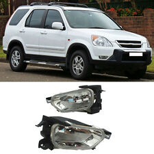 for Honda CR-V 2002-2004 Front Bumper Fog/Driving Lights Housing (No Bulbs)