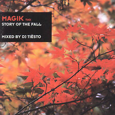 Magik Vol. 2: Story of the Fall by DJ Tië‰sto - Various Artists * BRAND NEW CD *