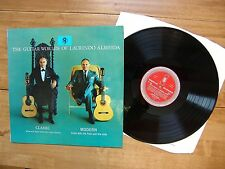"LP WORLD RECORD CLUB ST 940 ""The Guitar Worlds Of Laurindo Almeida"" Solos, Duets"