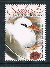 Norfolk Is 2012 Birds $4 overprint 1v MNH