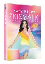 KATY PERRY - THE PRISMATIC WORLD TOUR LIVE  DVD NEU