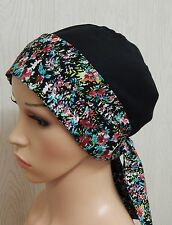 Cancer patients head wear chemo bonnet cap hairloss head scarf head wrap bandana