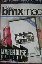 """RIDE BMX UK"" Magazine - Jan 2013 Issue - Warehouse Project - Special Guests"