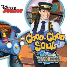 Disney Favorites by Choo Choo Soul (CD, Jan-2013, Walt Disney)