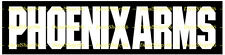 PHOENIX ARMS - Hunting/Outdoor Sports - Vinyl Die-Cut Peel N' Stick Decals