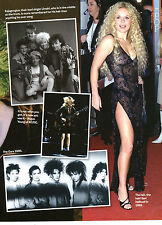 Geri Haliwell The Cure Clipping original magazine photo 1pg 8x10 S0055