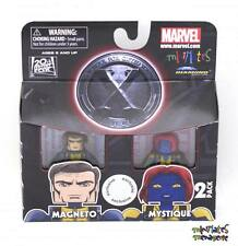 Marvel Minimates TRU Toys R Us X-Men First Class Movie Magneto & Mystique