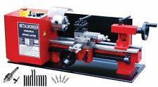"Sieg SC3 14""x7"" (350x180mm) Hi-Torque Metal Lathe W/Auto-Feed and Tool Kit"