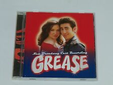 Grease [New Broadway Cast Recording] by Original Cast (CD, Oct-2007,...