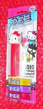 pez Hello Kitty on Hello Kitty Menu card