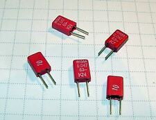WIMA MKS2 47nF 63V RM2.5mm 10% capacitors LOT-10pcs.
