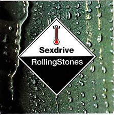 "THE ROLLING STONES : Sexdrive 7"" CBS 657 334 7"