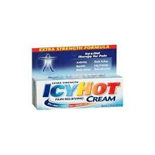 5 Pack - Icy Hot Pain Relieving Cream, Extra Strength, 1.25 oz Each