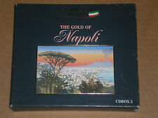 THE GOLD OF NAPOLI VOL. 3 & 4 (MALAFEMMENA, REGINELLA) - BOX 2 CD