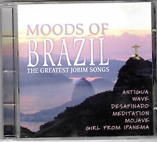 Moods of Brazil-The Greatest Jobim canzoni