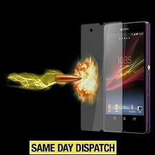 0.30mm Genuine Tempered Glass Film Screen Protector- SONY XPERIA Z L36H &Package