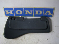 1993 CIVIC DEL SOL Si 5spd right passenger sun visor deflector