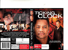 Ticking Clock-2011-Cuba Gooding Jr- Movie-DVD