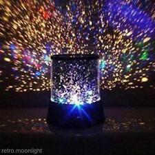 Romantisch!wunderschön! LED-Nachtlicht  Lampe Projektor für Party Dinner Nacht