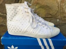 adidas Originals Adria Mid Sleek W Trainers Boots V24153 - White UK5/US6.5 £85