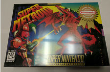 Super Metroid (Super Nintendo Entertainment System, 1994) Sealed - New