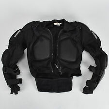 Sixsixone Mountain Bike Chest Protector LARGE Black Downhill Freeride
