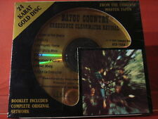 "DCC GZS-1038 CREEDENCE CLEARWATER""BAYOU COUNTRY""(24 KT GOLD COMPACT DISC/SEALED)"