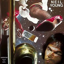 Neil Young-American Stars 'n' Bar, like a Hurricane