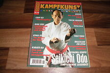 KAMPFKUNST International  6/2000 -- CHAP KO: Thai Grappling-KOGA RYU Mekka Ninja