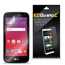 4X EZguardz Screen Protector Skin Cover Shield 4X For LG K3 LS450