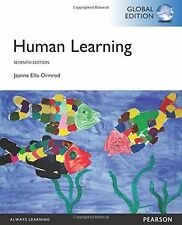Human Learning 7E by Jeanne Ellis Ormrod (Global Edition)