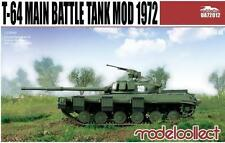 ModelCollect UA72012 1/72 T-64 Main Battle Tank Mod 1972