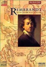 Rembrandt: His Art and the Music of His Era (Philips CD-i, 1992)