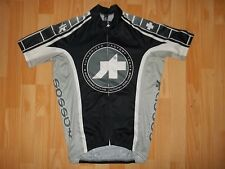 ASSOS SWISS DESIGN CYCLING JERSEY SHIRT SIZE M MEDIUM