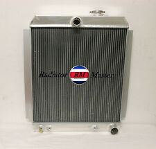 ALUMINUM RADIATOR FOR 1947-1954 CHEVY PICKUP TRUCK 1948 1949 1950 1951 1952 1953