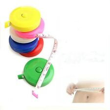 "Body Qloth Measuring Ruler Sewing Qloth Tailor Tape Measure Soft Qlat60""/150cmBQ"