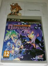 Hyperdimension Neptunia RPG MOE PS3 New Sealed UK PAL Game Sony PlayStation 3