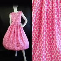 Stunning Original Vintage 1950s  Dress Goodwood Twinwood