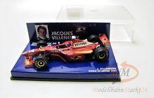Paul 's Model Art Williams FW 20 Mecachrome Jaques Villeneuve scale 1:43 - SCATOLA ORIGINALE