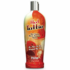 Pro Tan Hot Tottie Hot Action Dark Tanning Sun Bed Lotion 250ml