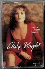 Chely Wright:  Single White Female (Cassette, 1999, MCA Nashville) NEW