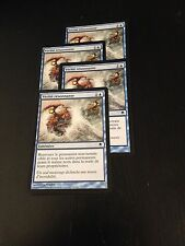 MTG MAGIC DARKSTEEL ECHOING TRUTH (FRENCH VERITE RESONNANTE) NM X4