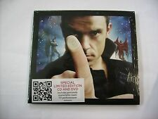 ROBBIE WILLIAMS - INTENSIVE CARE - CD+DVD NEW SEALED 2011 SPECIAL LIMITED ED.