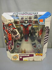 "Transformers Cybertron ""STARSCREAM"" Supreme Class 100% complete C9+ shape 2005"
